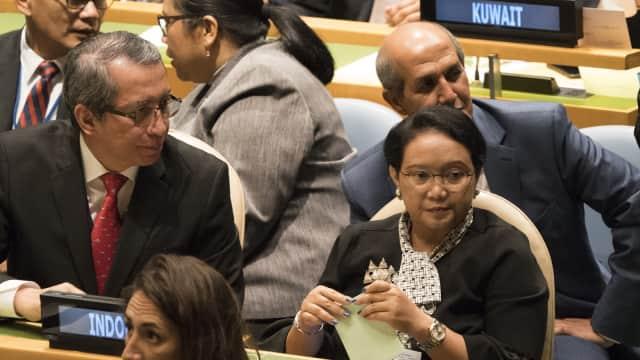 Jadi Anggota DK PBB, Indonesia Akan Diperhitungkan di Kancah Dunia