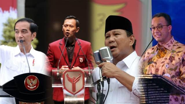 Cyrus: Prabowo Lebih Cocok Didampingi Anies, Jokowi Didampingi AHY