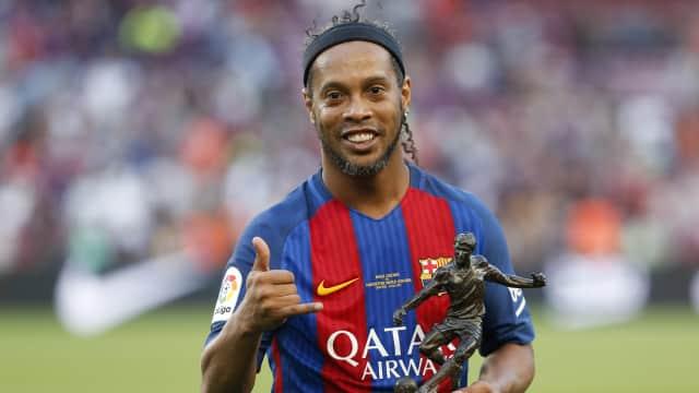 Ronaldinho, Sang Penghibur Sejati