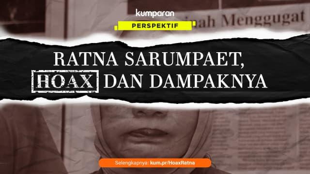 Ratna Sarumpaet, Hoaks dan Dampaknya