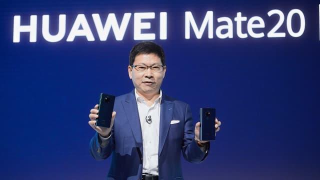 Huawei Pastikan Smartphone Seri Mate 20 Akan Dijual di Indonesia