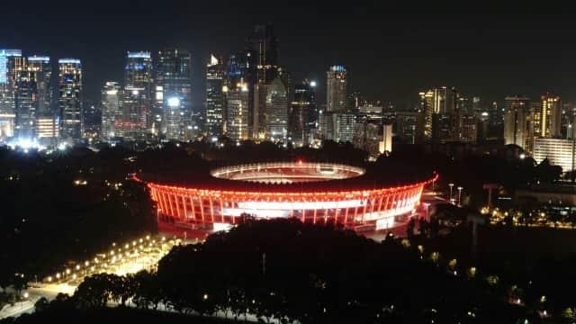 Pelatih Qatar Kritik Kualitas Lapangan Stadion GBK