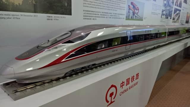 Tahun Ini, China Cairkan Utang USD 1,7 M untuk Proyek Kereta Cepat