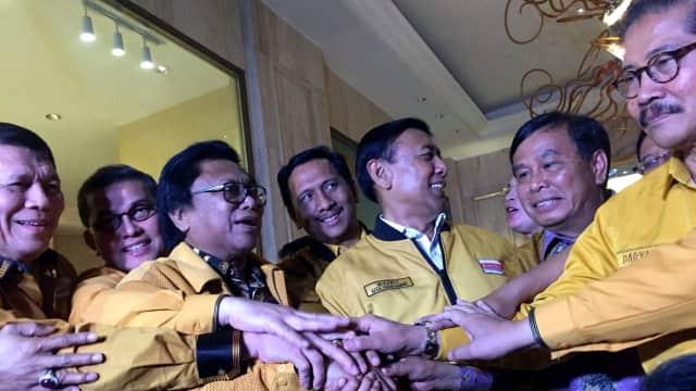 Hanura Bentuk Tim Mediasi untuk Akomodasi Kubu OSO dan Daryatmo