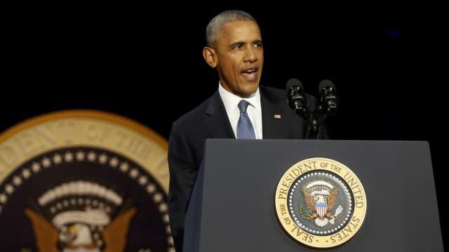 Siapa Presiden AS yang Paling Lama Melakukan Pidato Perpisahan?