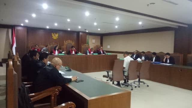 Kadis Bina Marga Lampung Tengah Didakwa Menyuap Anggota DPRD Rp 9,6 M