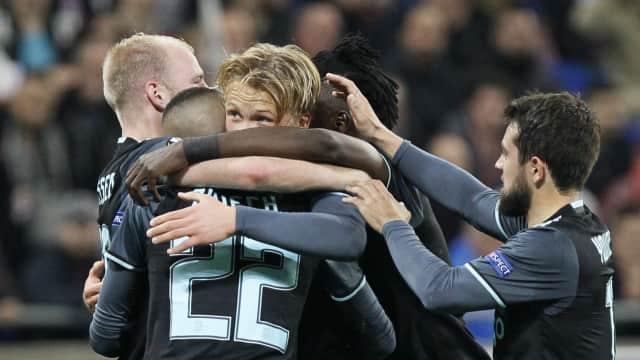 Lewati Thriller di Lyon, Ajax ke Final Liga Europa