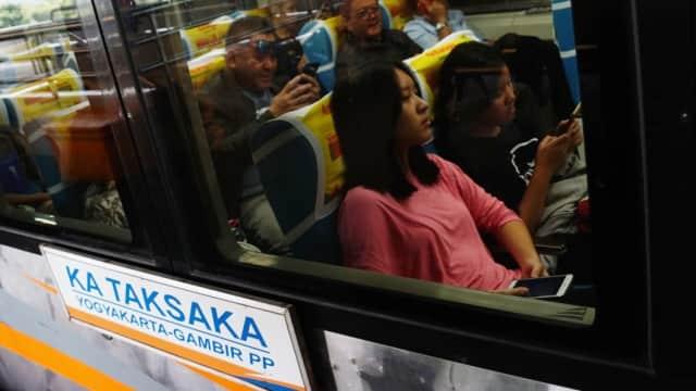 Selama Masa Angkutan Lebaran 2018, KAI Raup Pendapatan Rp 595 Miliar