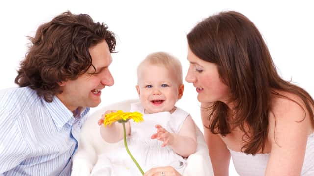 Peaceful Parenting : The Attachment Approach