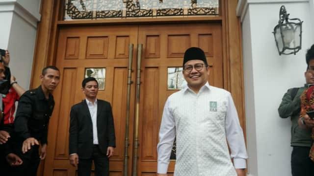 Cak Imin soal Prabowo Dapat Kartu NU: Nahdliyin Tetap ke Jokowi