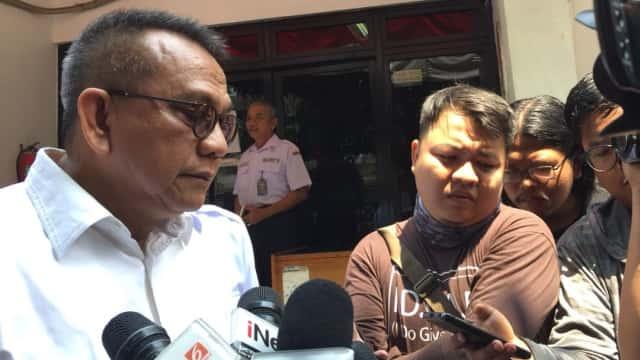 M Taufik Yakin Mediasi dengan KPU DKI Soal Caleg Koruptor Bakal Gagal