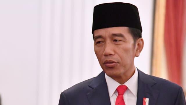 Formasi Tempur Presiden Jokowi
