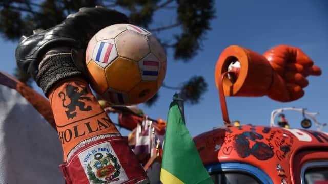 Tak Lolos ke Piala Dunia 2018, Belanda Jadi Bahan Olok-olok