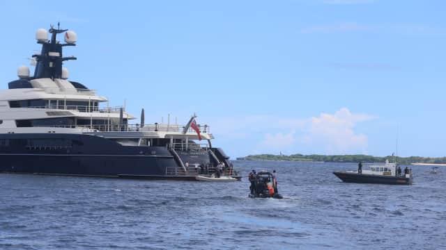 Yacht Mewah Terkait 1MDB Dikembalikan ke Malaysia