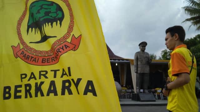 Pentolan Partai Berkarya Akan Gembosi PDIP dan Golkar