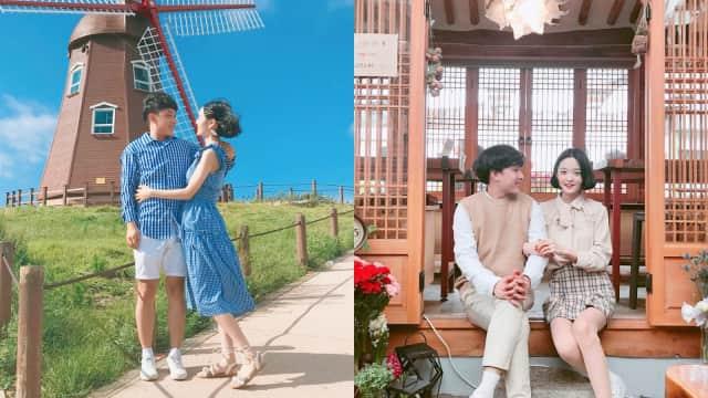 Ini Alasannya Pasangan di Korea Selatan Gemar Pakai Baju Kembar