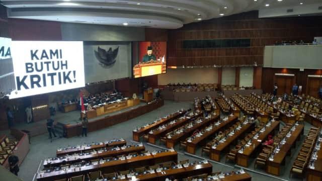 Baleg DPR soal Jokowi Enggan Teken UU MD3: Presiden Jangan Ngambek