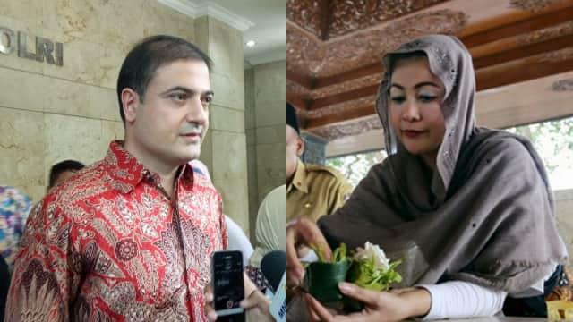 Munculnya Sam Aliano Ingatkan Fenomena Wanita Emas di Pilgub DKI 2017