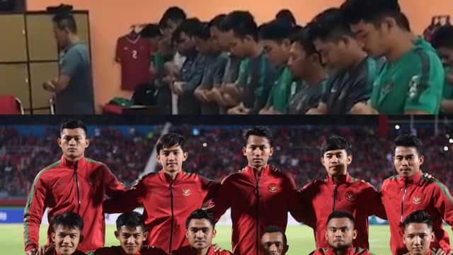 Kekuatan Doa di Balik Kemenangan Timnas U-19