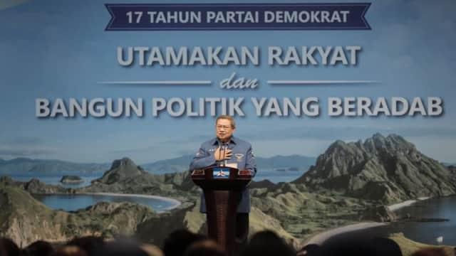 Susilo Bambang Yudhoyono Kejar Pemfitnahnya Hingga Ujung Dunia