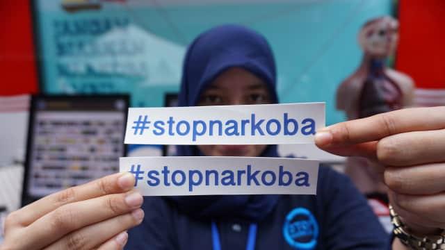 Pengedar Narkoba yang Bawa 5 Kg Sabu Ditangkap di Riau