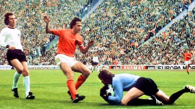Piala Dunia 1974: Ketika 'Cruyff Turn' Menyihir Dunia