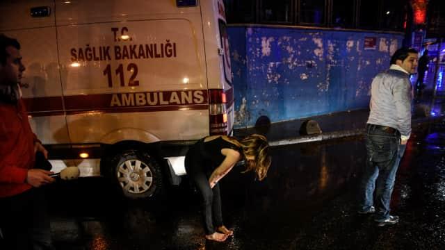 15 Korban Tewas di Istanbul Berasal dari Negara Lain, Tak Ada WNI