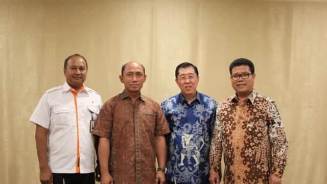 Keinginan Kim Johanes Kuasai Merpati Tunggu Sidang PKPU 3 Oktober 2018