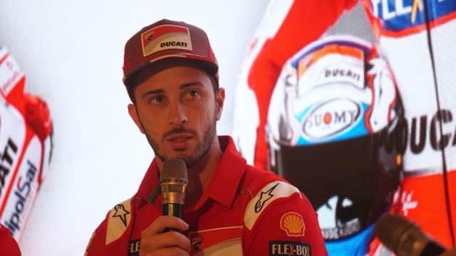 Kata Dovizioso tentang Tes Buriram dan para Pesaing di MotoGP 2018
