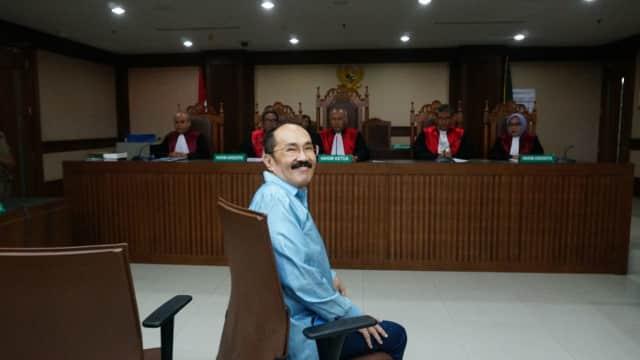 Fredrich Mengaku Tak Dibayar Setnov: Saya Dibayar Janji Surga