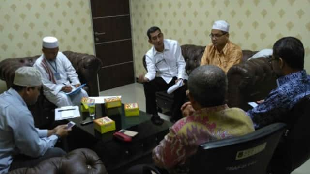 BWI Medan Diingatkan Jangan Bertindak Sendiri Soal Rencana Pemindahan Masjid