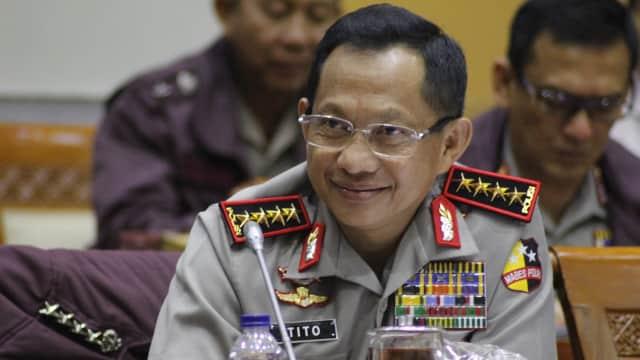 Kapolri akan Cek Kabar soal Polisi yang Ngamuk ke Wartawan di Timika