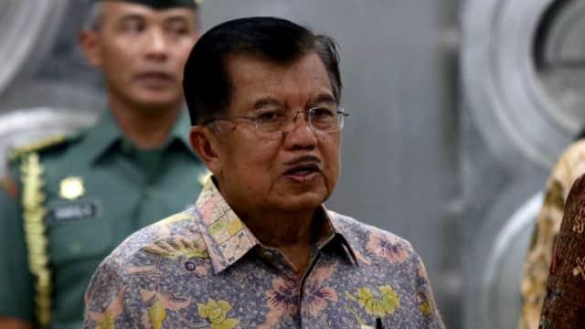 Wapres JK Minta Anies Fokus Selesaikan Tugas di Jakarta
