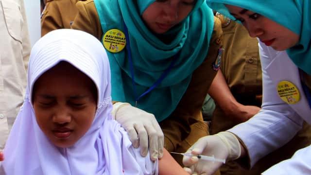 MUI Ambon Minta Vaksin Rubella Dihentikan Sementara
