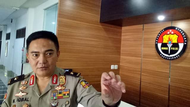 Anggota Brimob yang Tembak Kader Gerindra Terancam Sanksi Pemecatan