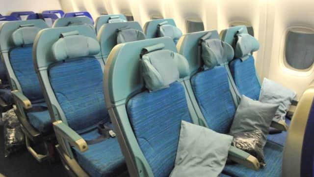 Siapa yang Paling Butuh Sandaran Lengan pada Kursi Pesawat?