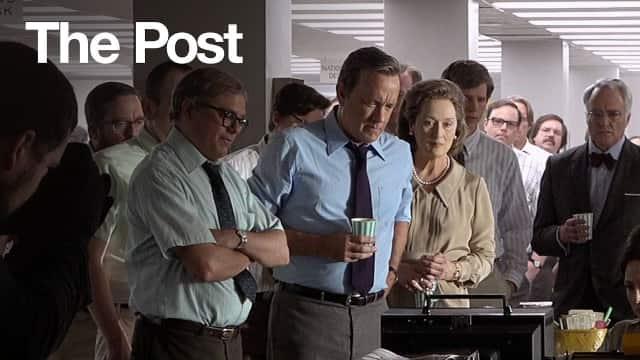 The Post: Ketika Kebenaran Mengalahkan Bisnis