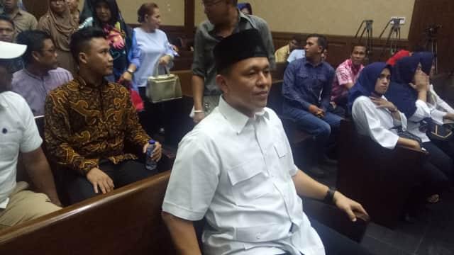 Bupati Lampung Tengah Nonaktif Didakwa Menyuap Anggota DPRD Rp 9,6 M