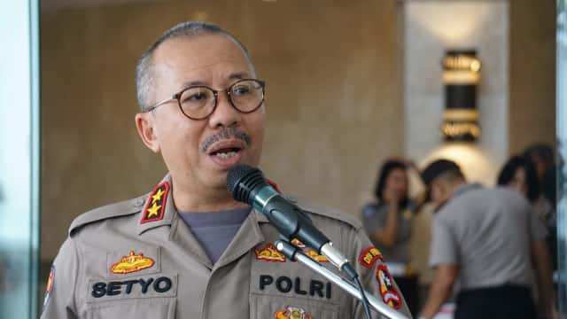 Polisi Bantah Intervensi Muktamar Pemuda Muhammadiyah: Itu Komunikasi