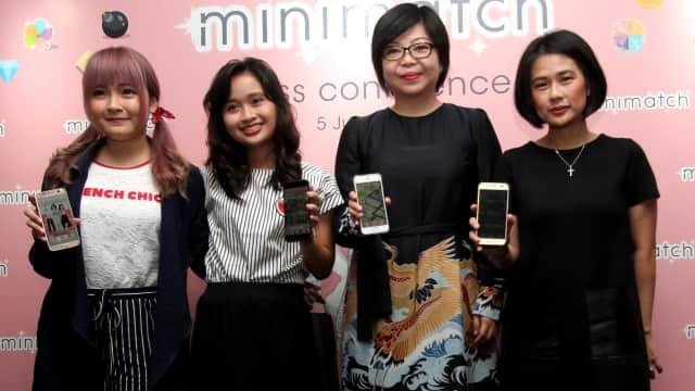 Bermain Mobile Games Fashion di Minimatch Berhadiah Voucher Belanja