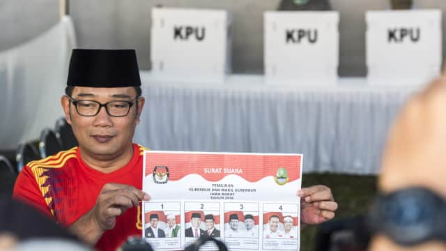 Ridwan Kamil: Isu Ganti Presiden Kencang, Saya Terkena Dampaknya