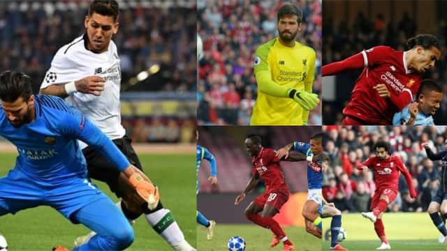 5 Pemain Kunci yang Bisa Antarkan Liverpool Juara Liga Inggris