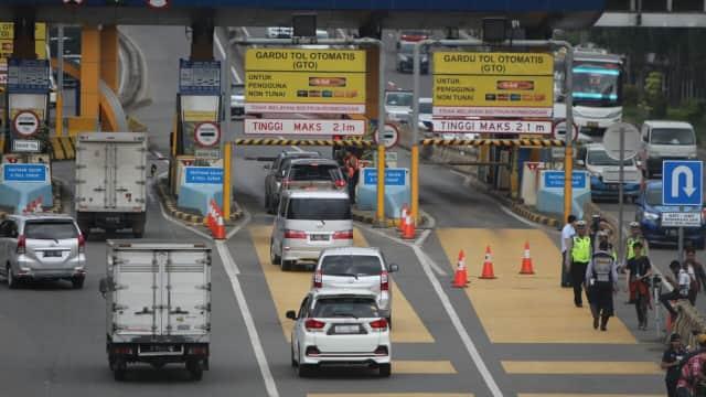Simulasi Penutupan 19 Pintu Tol Saat Asian Games Digelar 31 Juli