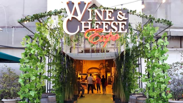 Wine Asal Bali Jadi Unggulan di Wine & Cheese Expo 2018