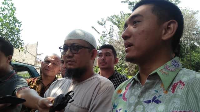 Wadah Pegawai KPK Desak Jokowi Bentuk TGPF Kasus Penyiraman Novel