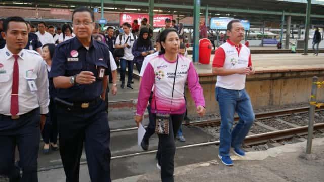 Pembangunan Rusun TOD Stasiun Bogor Masih Terhambat Izin dari Pemda