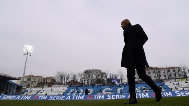 Spalletti Percaya Inter Masih Bisa ke Liga Champions