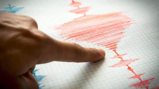 Gempa 4,8 M Getarkan Kabupaten Pesisir Barat, Lampung