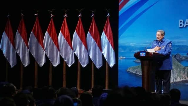 SBY: Kita Akan Diuji, Apa Ada yang Halalkan Segala Cara di Pemilu 2019