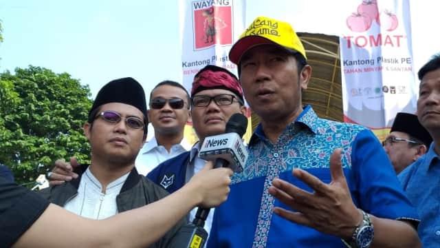 Haji Lulung Beri Kode Gabung ke PAN: Insyaallah